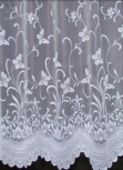 Enchanted Butterfly Net Curtain